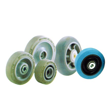 INF - Infiniti Rubber Tread Plastic Core Wheels