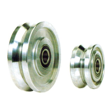 MVG - Mighty V-Grooved Wheels