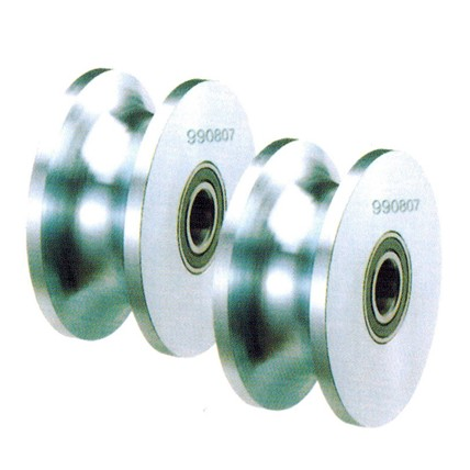 MUG - Mighty U-Grooved Wheels