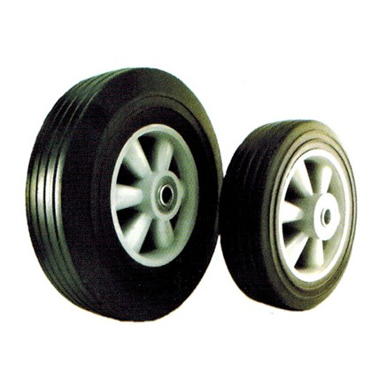 Semi - Pneumatic Wheels