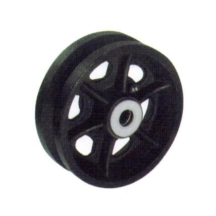 VG - V-Groove Steel Wheels