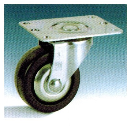 12 Series - Light Medium Duty Casters (Fiber Can Caster)