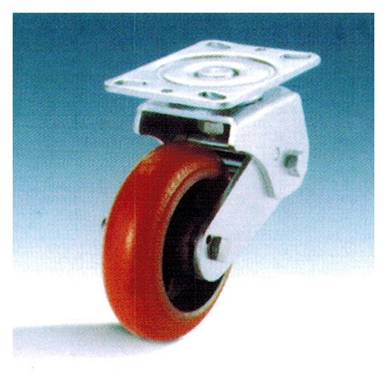 95 Series - Noise-Free Shock Absorber Casters