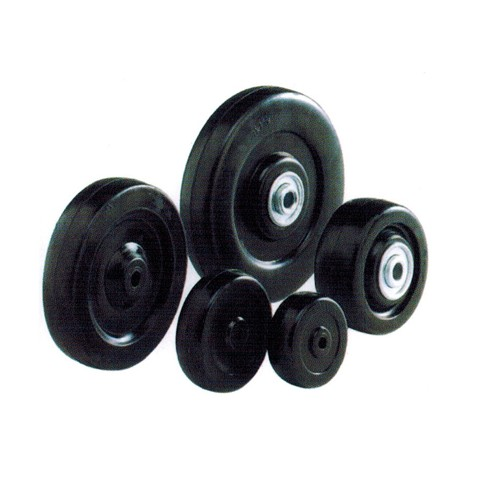 SR/HR/SBB/HBB - Soft / Hard Rubber With Ball Bearing Wheels